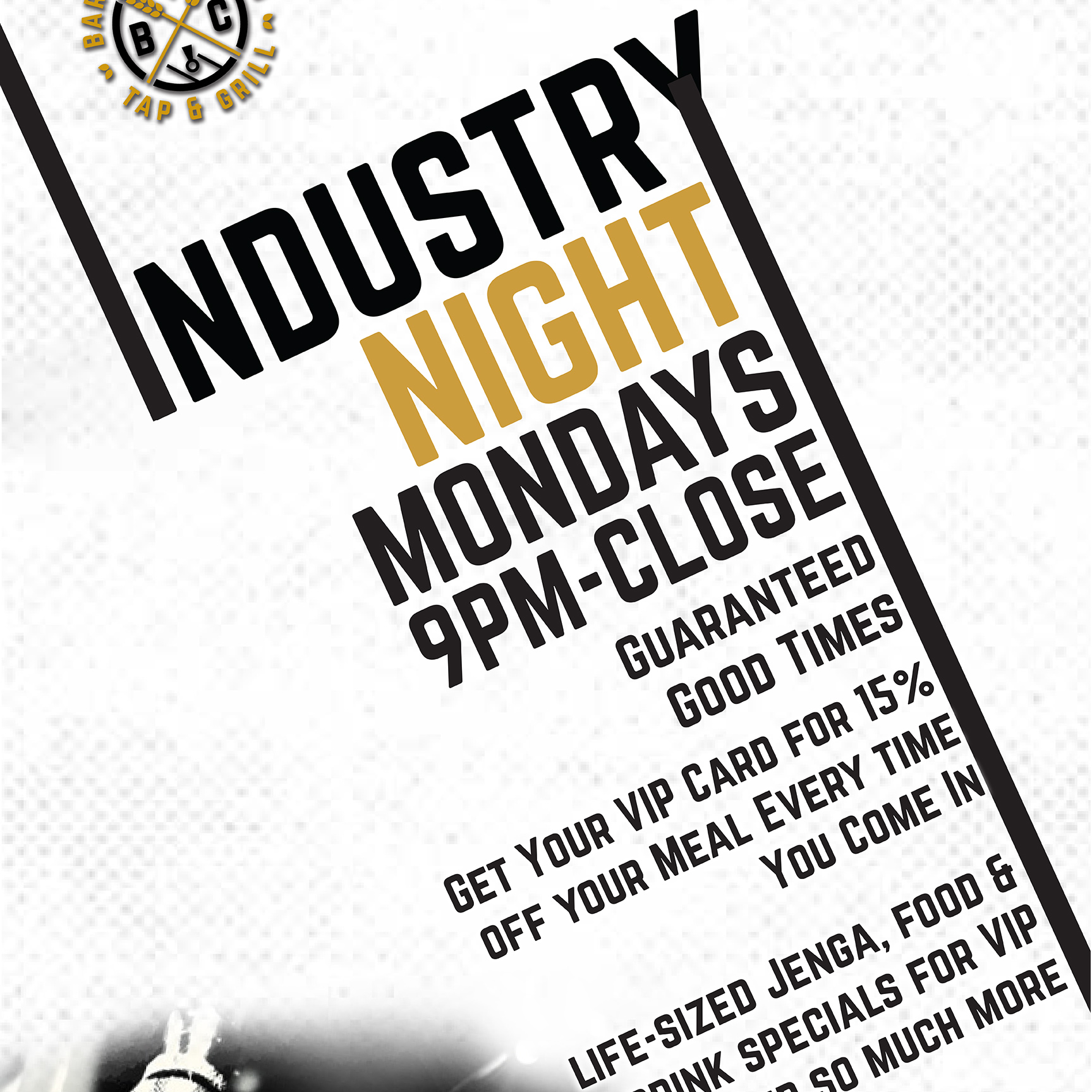 Industry Night Poster Print